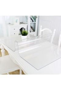 Мягкое стекло ПВХ 0,8 мм ширина 140 см