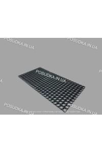 Коврик резиновый Соты К-38 YPgroup 50*100*1.5 см