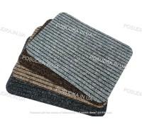 Коврик грязезащитный на резиновой основе Ребро 40*60 см Prazek