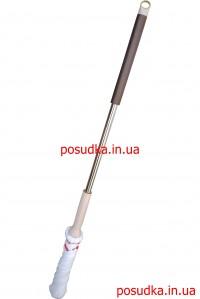 Швабра полотер палубная с отжимом LUX MOP