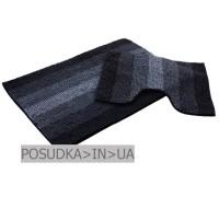 Набор ковриков для ванной Дариана Махрамат ЧЕРНО-СЕРЫЙ
