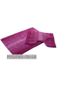 Набор ковриков для ванной Дариана Махрамат РОЗОВЫЙ